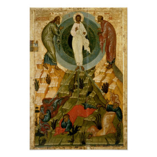 The Transfiguration of Our Lord Poster