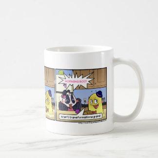 The Transformation Coffee Mug