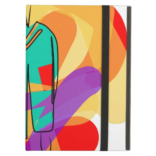 The Trapped Soul iPad Air Cover