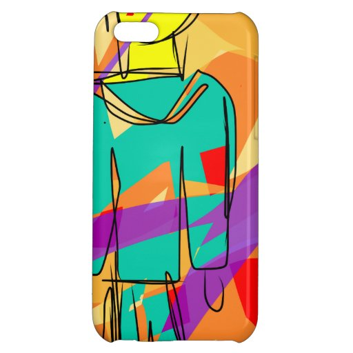 The Trapped Soul iPhone 5C Case