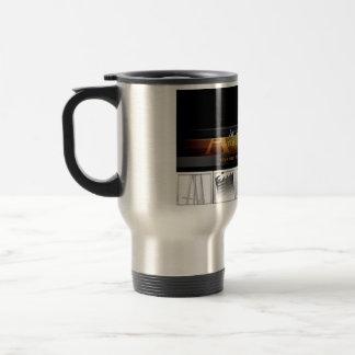 The Traveling Coffee Mug - Artist Untamed