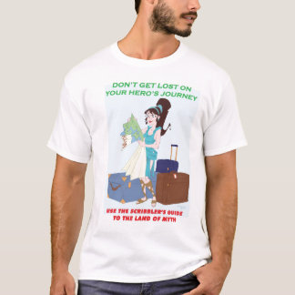 The Traveling Muse T-Shirt