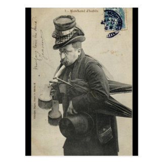 The Traveling Salesman Postcard