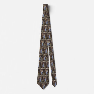 The Traveller (aka Bridesmaid) by James Tissot Tie
