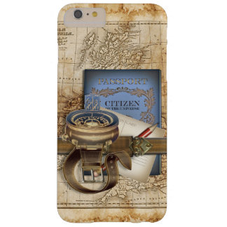 The Traveller Barely There iPhone 6 Plus Case