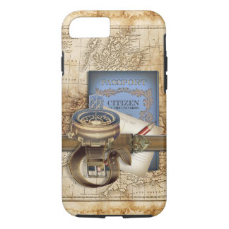 The Traveller Case-Mate iPhone Case
