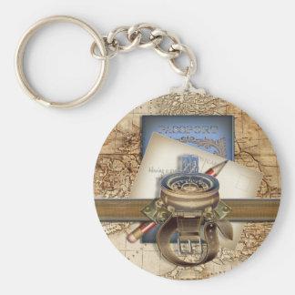 The Traveller Keychain