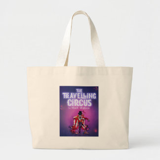 The Travelling Circus Large Tote Bag