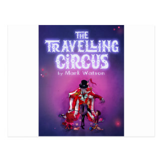 The Travelling Circus Postcard