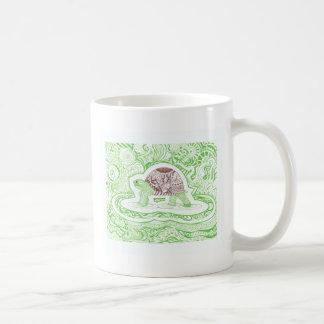 The Travelling Tortoise Coffee Mug