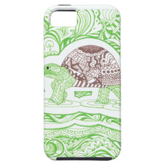 The Travelling Tortoise iPhone 5 Case