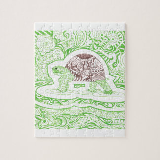 The Travelling Tortoise Jigsaw Puzzle
