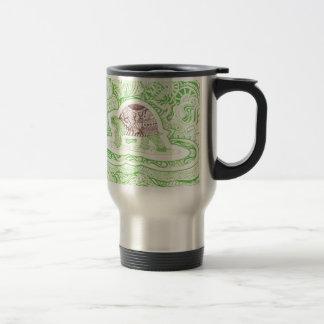 The Travelling Tortoise Travel Mug