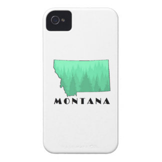 The Treasure State iPhone 4 Case