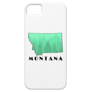 The Treasure State iPhone 5 Case
