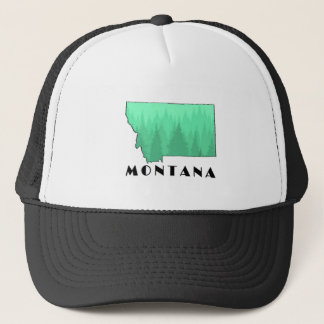 The Treasure State Trucker Hat