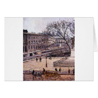 The Treasury and the Academy, Gray Weather Camille Card