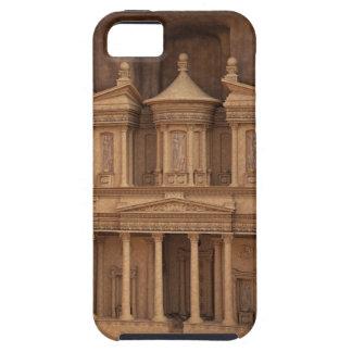 The Treasury of Petra, Jordan iPhone 5 Covers