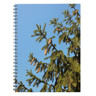The Tree for Christmas Spiral Notebook