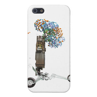 The Tree House Chopper Motorcycle Cover For iPhone 5
