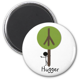 The Tree Hugger Creations Magnet
