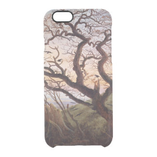 The Tree of Crows, 1822 Clear iPhone 6/6S Case