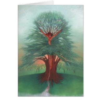 The Tree of Healing Card
