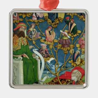 The Tree of Jesse, from the Dome Altar, 1499 Metal Ornament