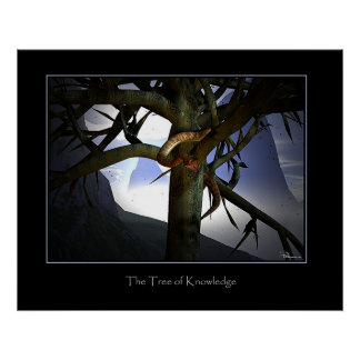 The Tree of Knowledge Poster