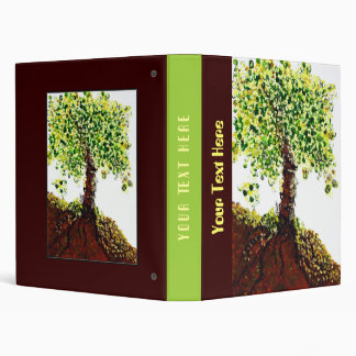 The Tree of Life 3 Ring Binders