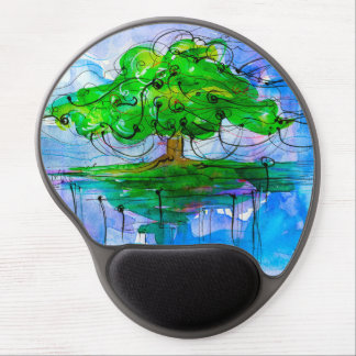 The tree of Life Gel Mouse Pad