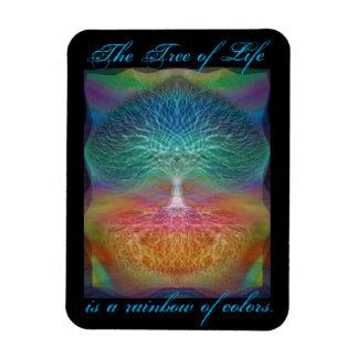 The Tree of Life Rectangular Photo Magnet