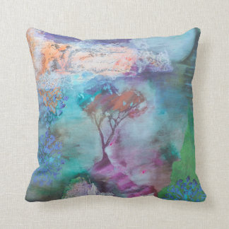 The Tree Of Life Throw Pillows