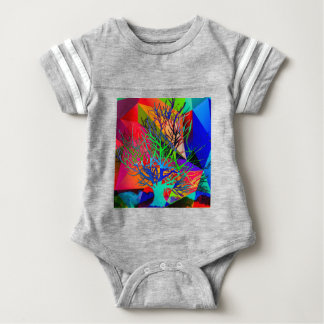The tree of love makes our rainbow baby bodysuit