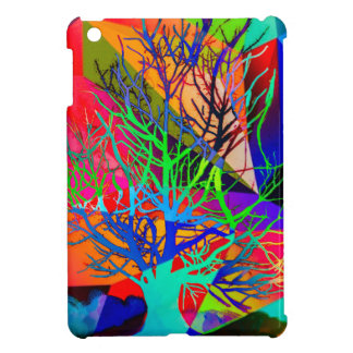 The tree of love makes our rainbow iPad mini cover