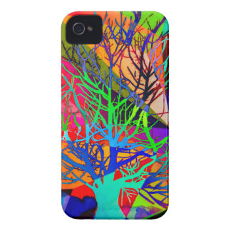 The tree of love makes our rainbow iPhone 4 case