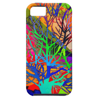 The tree of love makes our rainbow iPhone 5 cover