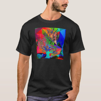 The tree of love makes our rainbow T-Shirt