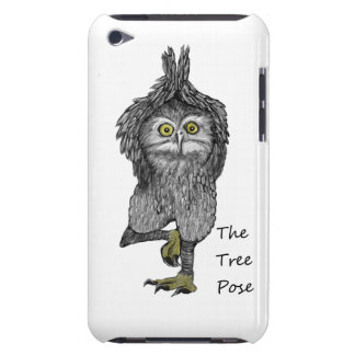 The Tree Pose iPod Touch Cover