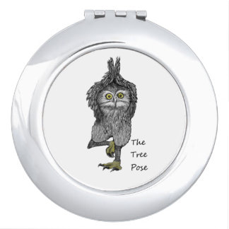 The Tree Pose Mirror For Makeup