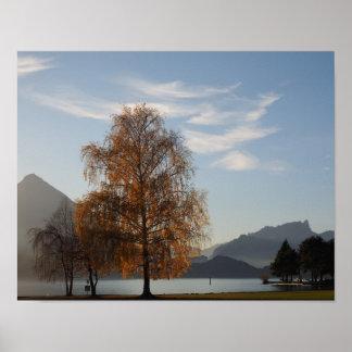 The tree  Sad Poster