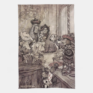 The Trial 2 Kitchen Towel