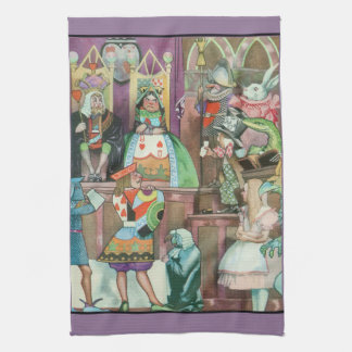 The Trial 3 Kitchen Towel