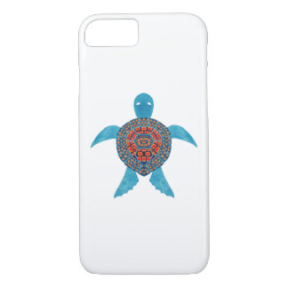 The Tribal Sea Turtle Case-Mate iPhone Case