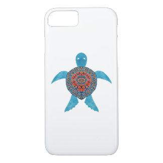 The Tribal Sea Turtle iPhone 7 Case