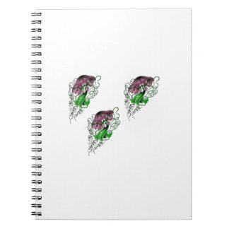 THE TRIO PLAY NOTEBOOK