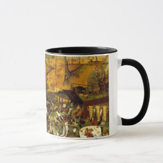 The Triumph of Death Mug