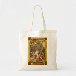 The Triumph of History over Time by Anton R Mengs Tote Bag
