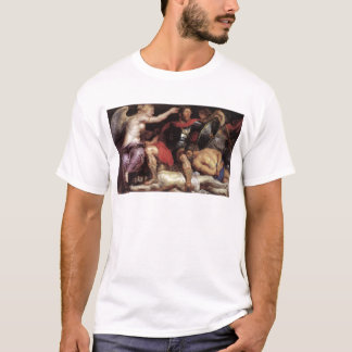 The Triumph of the Victory by Peter Paul Rubens T-Shirt