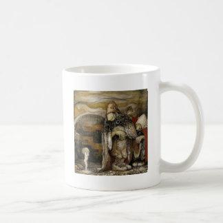"""The Trolls Made Me Cry!"" Classic White Coffee Mug"